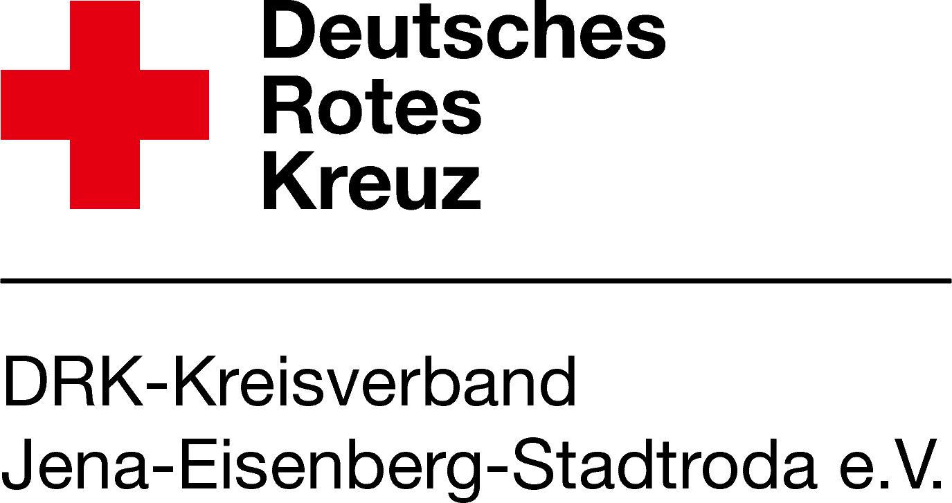 DRK-Kreisverband Jena-Eisenberg-Stadtroda e. V. Logo
